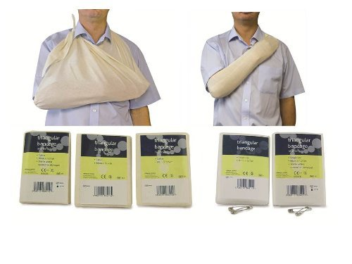 Kit Refill Triangular Bandage - 6