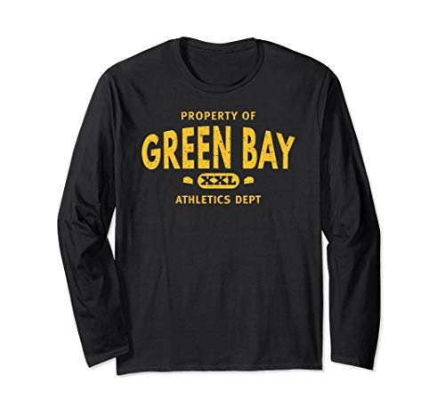 Property of Green Bay Athletics Dept XXL Long Sleeve ()