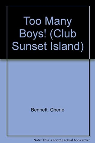 book cover of Too Many Boys!