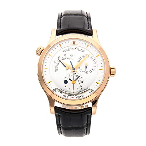 Jaeger-LeCoultre Master Mechanical (Automatic) Silver Dial Mens Watch Q1422420 (Certified Pre-Owned)