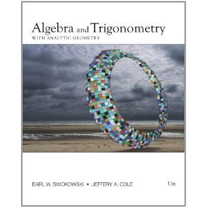 Read Online Algebra and Trigonometry with Analytic Geometry (13th Edition) ebook