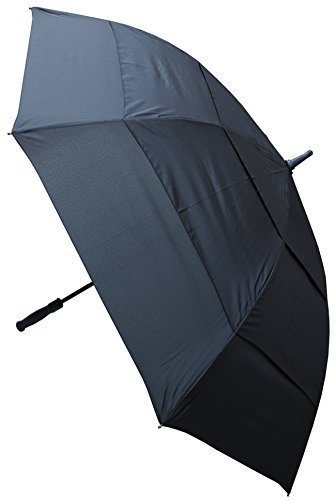 COLLAR AND CUFFS LONDON - Windproof EXTRA STRONG - StormDefender 60MPH TRIPLE VENTED CANOPY - XL Golf Umbrella - HIGHLY ENGINEERED TO COMBAT INVERSION DAMAGE - Automatic - Large - - Frames Designer Mens Uk Glasses