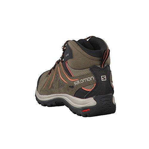Scarpe da GTX SS16 Mid 2 LTR Ellipse kaki Passeggio Women's Salomon 4qFYwpCn