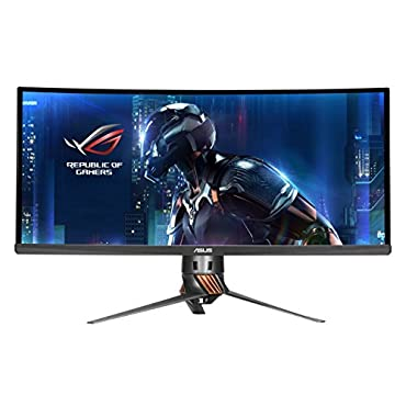 Asus ROG PG348Q 34 Ultra-wide QHD Swift Curved Gaming Monitor