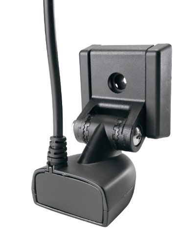 Humminbird 710198-1 XNT 9 20 T 83/200KHz Depth Transducer with Temperature Sensor and Transom Mount - Transducer Accessories