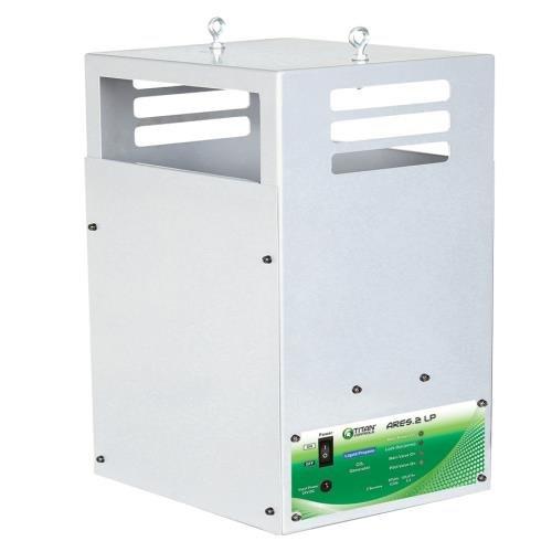 Titan Controls Ares 2 - Two Burner LP CO2 Generator - 5.3 CUFT/HR (Lp Co2 Generator)