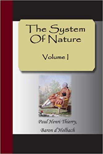 Download The System of Nature Volume I PDF, azw (Kindle)