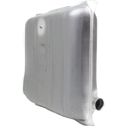 (Diften 197-A0695-X01 - New Fuel Tank Silver 2-10 Series Chevy 16 Gallons Coupe Sedan Bel Air Chevrolet)