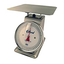 Edlund Company Heavy Duty Scale, 50-Pound by 2-Ounce