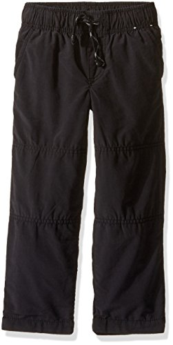Gymboree Little Boys' Gymster Pants, Black, 6