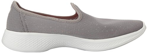 Gray Skechers 4 Walking Performance Go Women's Airy w1CYqx