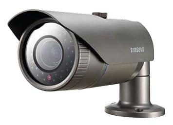 Samsung SCO-3080R Cámara de seguridad IP Interior y exterior Bala Gris - Cámara de