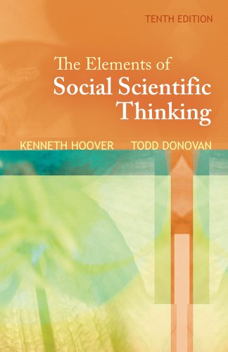 Download The Elements of Social Scientific Thinking Pdf
