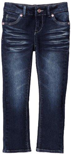 Levi's Little Girls' 711 Sweetie Skinny Jean, Trinity, 2T (Skinny Jeans For Toddler Girls)