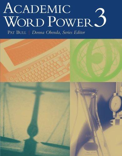 Academic Word Power 3 -