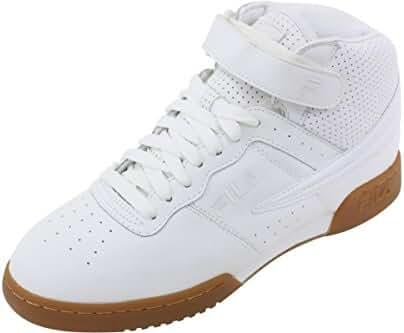 Fila - Men's F13 Vulc Sneakers - White/Gum