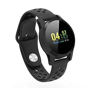 ZLOPV Pulsera Activa Smartwatch Men ip68 a Prueba de Agua ...