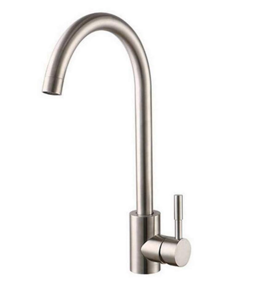 Faucet Lead-Free Square Innovation Faucet Single Handle Mixer Taps Chrome Finished Mixer