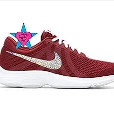 3128763dca001 Amazon.com  Custom Black Sole Gold Crystal Sneakers Bling Tanjun ...