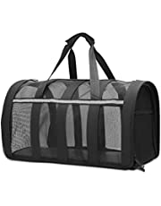CLEEBOURG Pet Carrier Bag for Dog Cat