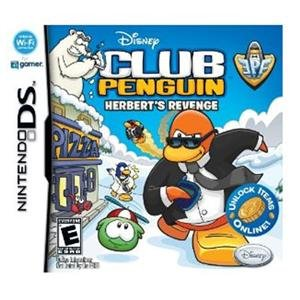 NEW Club Penguin: Elite Force DS (Videogame Software)
