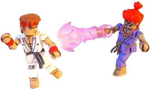 Street Fighter Akuma Costume (Street Fighter Minimates Series 1 Ryu vs Akuma)