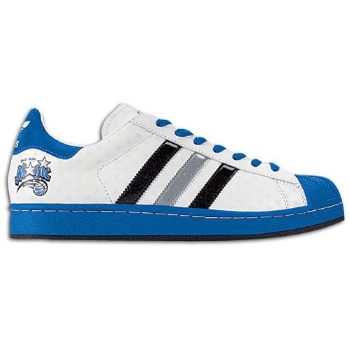 Magic adidas Men's NBA Superstar ( sz. 10.0, Magic ) by adidas Originals