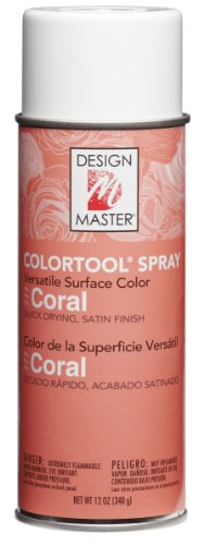 Coral Spray - Design Master 777 Coral Colortool Spray