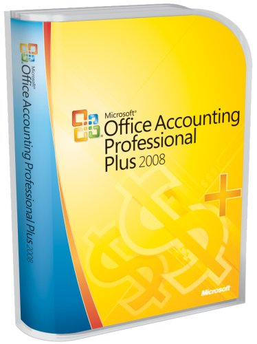 Amazon.com: Microsoft Office Accounting Professional Plus 2008 ...