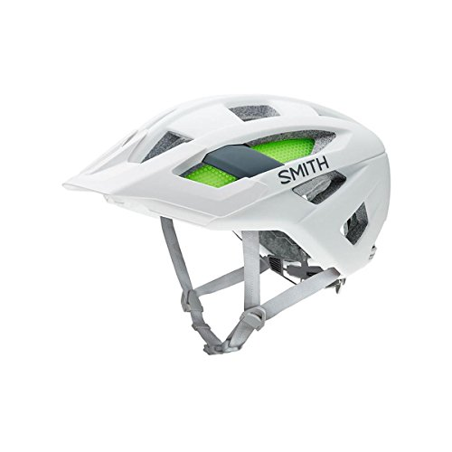 Smith Optics Rover Adult MTB Cycling Helmet - Matte White / Small