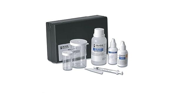 hi3812 Kit para ensayo dureza del agua (0. 0 - 30.0 MG/L; 300 mg/L): Amazon.es: Amazon.es