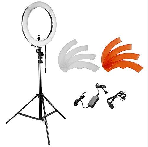 Neewer Camera Photo Studio YouTube Video Lightning Kit: 18