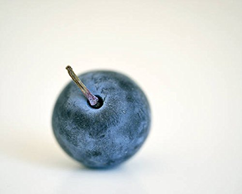 Kitchen Art Wall Decor, Modern Food Photography, Fruit Abstract Art, Blueberry Picture, Dining Room Wall Decor, Large Kitchen Artwork by Natural Photography Spa