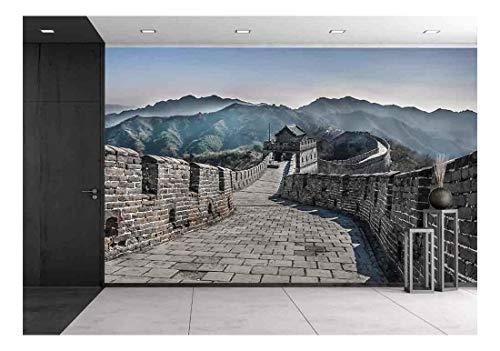 wall26 - The Great Wall at Mutianyu - Canvas Art Wall Mural Decor - 66