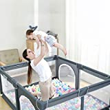 Ophobay Baby Playpen, Playpens for Babies, Extra