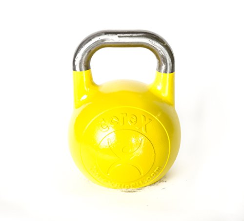 CoreX Gravity Molded Pro Competition Kettlebells (Competition Kettlebell, 16 KG)