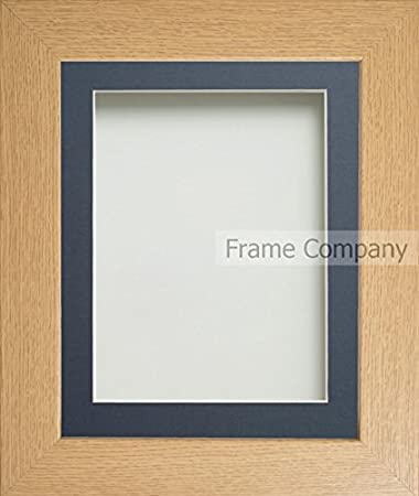 Frame Company Watson Range Bilderrahmen Mit Schwarzem Passepartout