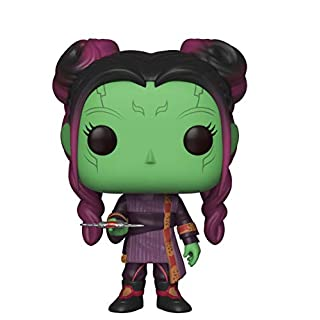 Funko Pop! Marvel: Avengers Infinity War - Young Gamora with Dagger, Standard Toy, Multicolor