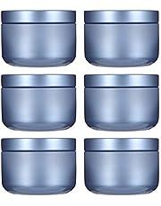 DOITOOL Mini Tea Tins Tea Storage Container Tea Storage Jar Sealed Tea Canisters Food Storage Boxes for Tea Coffee Herb Candy Chocolate Sugar 10Pcs