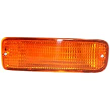 DAT 96-98 TOYOTA 4RUNNER FRONT SIGNAL LIGHT ASSEMBLY IN THE BUMPER LEFT DRIVER SIDE TO2530125