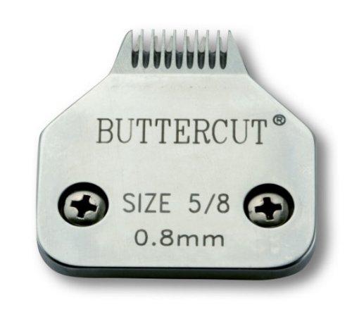 Geib Buttercut Stainless Steel Dog Clipper Blade, Size-5/8, 1/32-Inch Cut Length