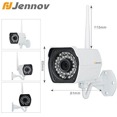 Jennov 720p Home Wireless Security Camera
