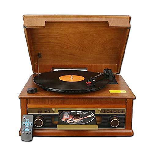 YWAWJ Altavoces Tocadiscos del fonógrafo Vintage clásico ...
