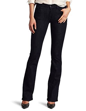 7 For All Mankind Women's Mid Rise Bootcut Jean in New Rinse, New Rinse, 24