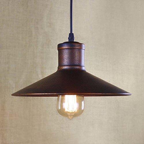 Industrial Adjustable Simple Mini Pendant Light - LITFAD 10