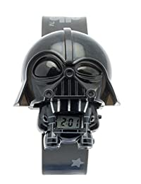 Bulb Botz Star Wars Darth Vader Watch with Light Up Digital Read Out