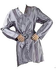 Satin Robe For Women