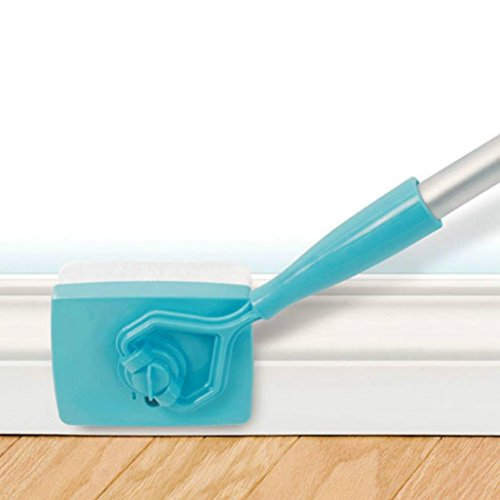 Chanmin Amazing Design Home Clean MOP Walk &Glide Extendable Microfiber Dust Brush Creative