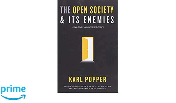 The Open Society and Its Enemies: Amazon.es: Karl R. Popper, E. H. Gombrich, Alan Ryan: Libros en idiomas extranjeros