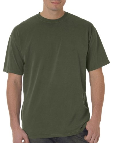 Chouinard Adult Classic Heavyweight Short Sleeve T-Shirt, Hemp, (Heavyweight Hemp)